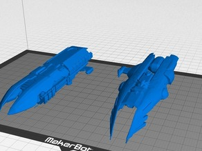 Eve Online - Amarr Destroyers