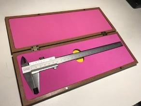 Oxford Vernier Caliper Box