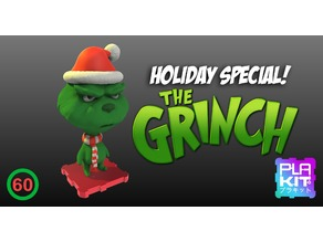 Holiday Special! THE GRINCH!