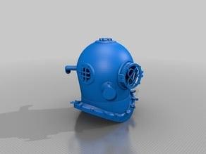 1942 MarkV Diving Helmet (an impression)