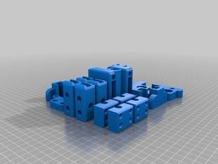 Prusa i3 200x200 Build Tray
