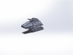 Cobra HISS tank (GI Joe) *updated'18