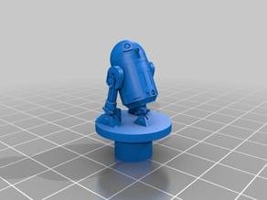 R2D2 Extruder Knob for CR-10