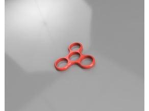 Fun 3 Arm Fidget Spinner (Tri)