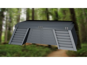 Endor Bunker for new Star Wars Legion Tabletop Game
