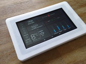 home Automation for Kindel fire 2015 7zoll