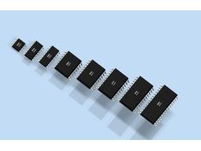 Model - SOIC ICs