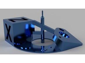 Extra XYZ Calibration Cube