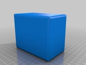 filletcube() OpenSCAD module