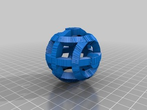 cool ball shape