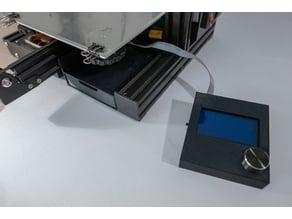 Ender 3 & Ender 3 Pro - Minimalist LCD PCB Case
