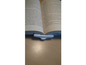 Prosthetic Hand Attachment- Book Holder