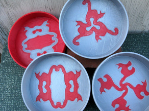 Decorative Cat Bowls