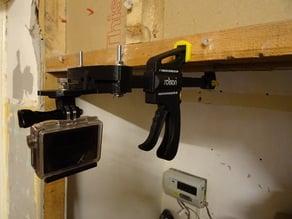 Camera G-clamp mount MK1