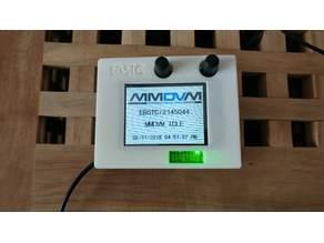 MMDVM HS Dual Hat EB5TC Nextion Case