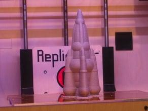 Rocket Retro 001