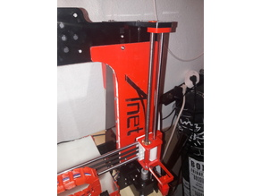 Anet-A8 reinforced frame