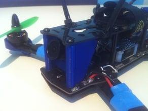 ZMR250 25° pz0420 cam mount