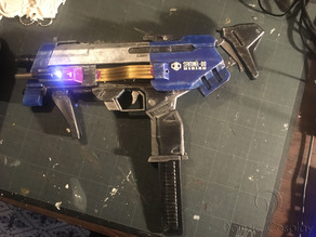 Sombra Machine Pistol Remix for Cosplay