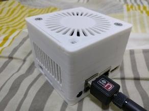 nanopi M2 with 60mm fan