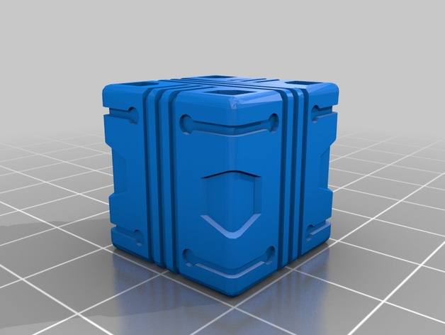 28mm High Tech Crate
