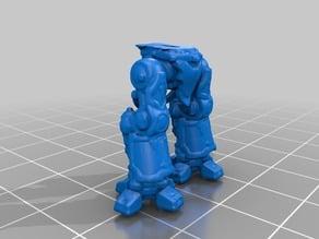 remixed robot legs