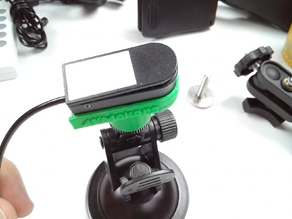 Micro Light AT Switch Camera Mount