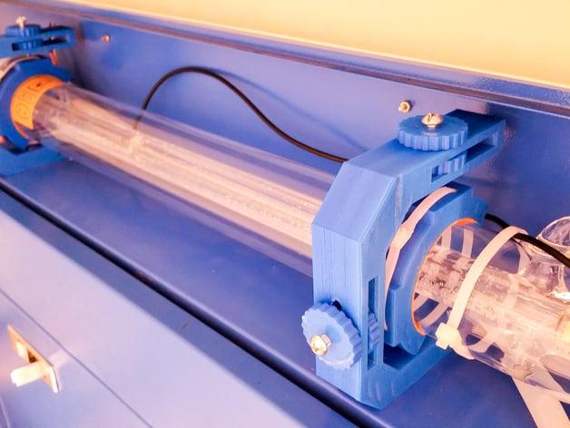 50 60w Co2 Laser Tube Hanger For Sh G350 Laser Cutter By