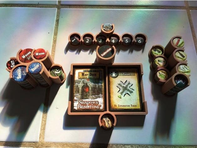 Shadows Of Brimstone (CotA) Token Holders by mwinzer