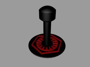 First Order Helmet Stand Episode 7 Star Wars