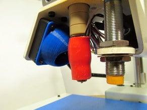 High Flow Fan Shroud for Printrbot Simple Metal