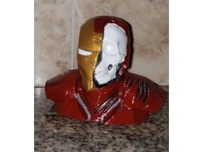 Iron Man Skull Bust