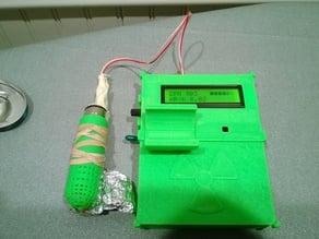 Geiger Counter Case