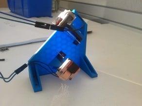 Laser Galvanometer bracket