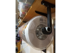 Hanging Bracket for Filament Spools