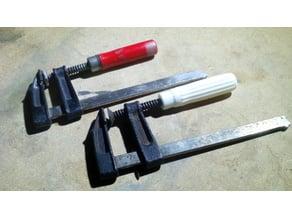 Griff für Schraubzwinge - Handle for screw clamp