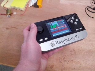 Raspberry Pi Portable