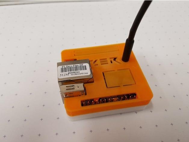 Orange Pi Zero Plus H5 Case by mafrmt00 - Thingiverse