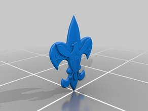Boy Scouts of America 3D Logo