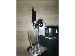 Keg faucet accessories