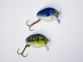 Ultralight Crankbait Lure
