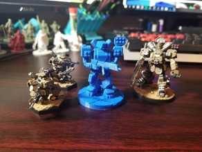 Heavy Gear-esque Miniature