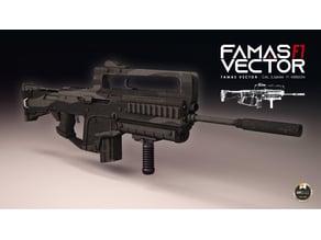 FAMAS Vector