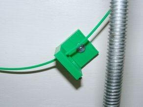 Internal filament guide