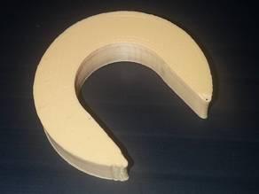 Filament Reel Spacer Clip