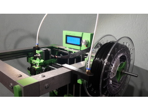 SmartCub3D - Système de guidage filament