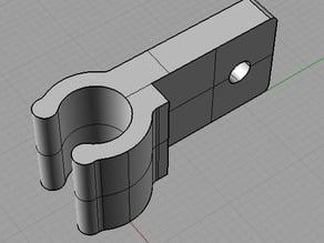 Clamp for M8 Rod (Mendel Frame Rods...)