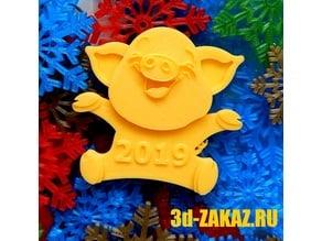 Pig logo 2019