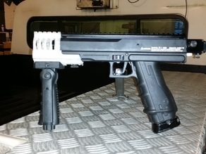 Paintball Tiberius Arms 8.1 9.1 Pistol Extension