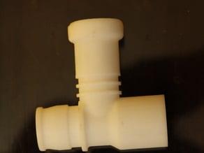 Nebuliser T fitting